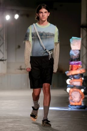 Acne Studios Menswear Spring Summer 2019 Paris25