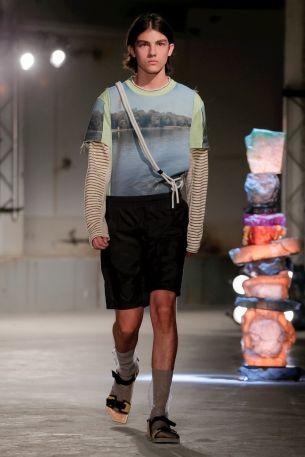Acne Studios Menswear Spring Summer 2019 Paris25