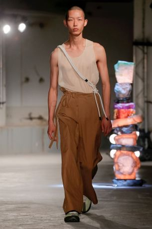 Acne Studios Menswear Spring Summer 2019 Paris28