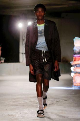Acne Studios Menswear Spring Summer 2019 Paris33