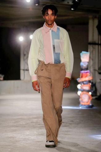 Acne Studios Menswear Spring Summer 2019 Paris34