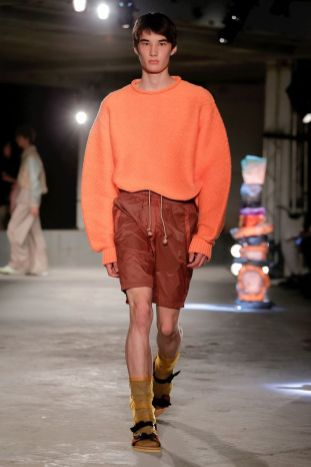 Acne Studios Menswear Spring Summer 2019 Paris35