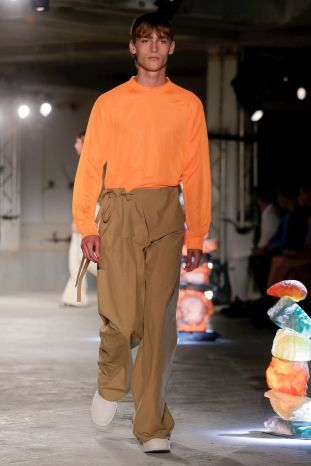 Acne Studios Menswear Spring Summer 2019 Paris38