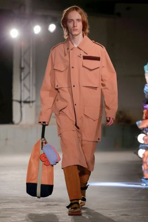 Acne Studios Menswear Spring Summer 2019 Paris6