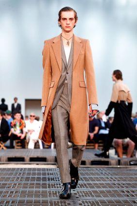 Alexander McQueen Menswear Spring Summer 2019 Paris11
