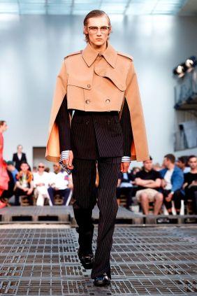 Alexander McQueen Menswear Spring Summer 2019 Paris2