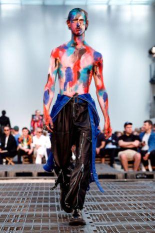 Alexander McQueen Menswear Spring Summer 2019 Paris20