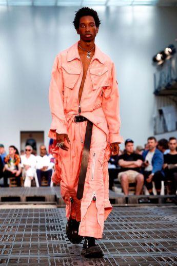 Alexander McQueen Menswear Spring Summer 2019 Paris22