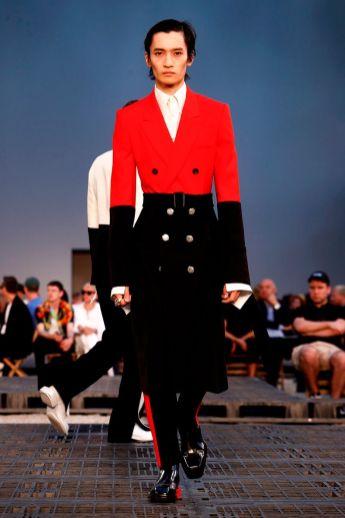 Alexander McQueen Menswear Spring Summer 2019 Paris25