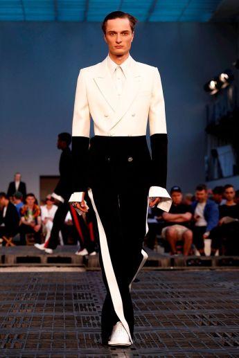Alexander McQueen Menswear Spring Summer 2019 Paris26