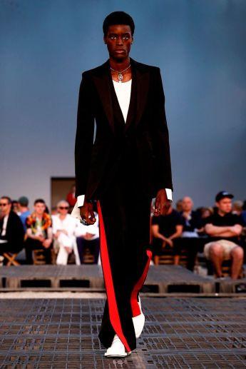 Alexander McQueen Menswear Spring Summer 2019 Paris27