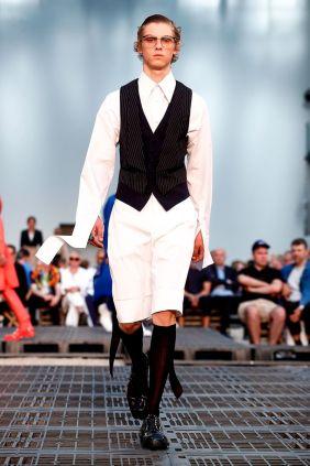 Alexander McQueen Menswear Spring Summer 2019 Paris5