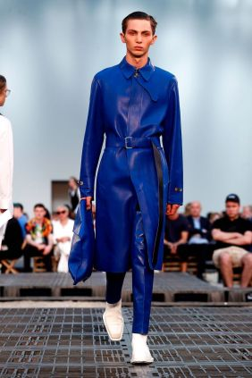 Alexander McQueen Menswear Spring Summer 2019 Paris8
