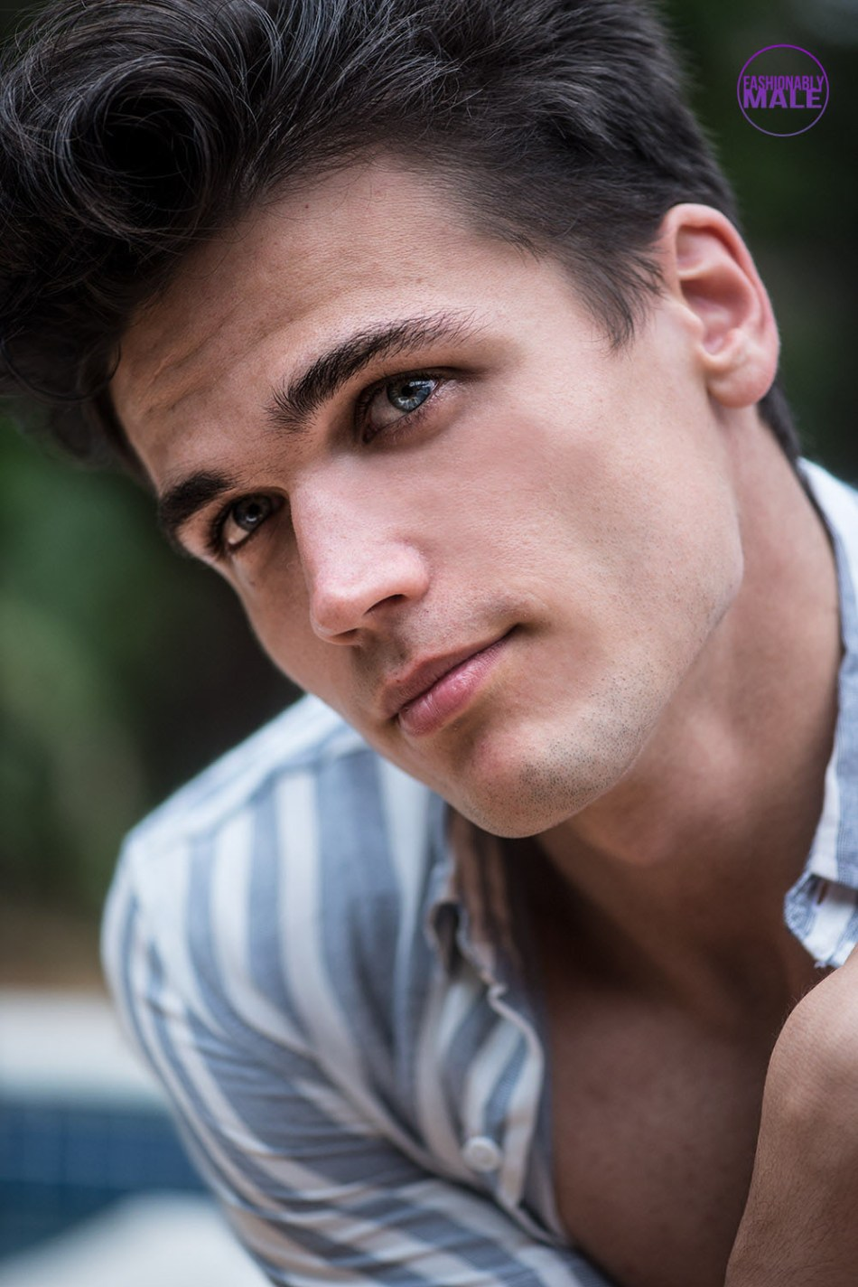 Explore the Talent of Model & Actor Anatolii Shtapenko in pics by Walter Tabayoyong