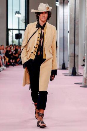 Ann Demeulemeester Menswear Spring Summer 2019 Paris19