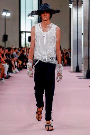 Ann Demeulemeester Menswear Spring Summer 2019 Paris27