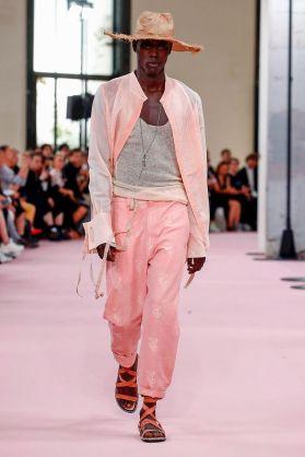 Ann Demeulemeester Menswear Spring Summer 2019 Paris3
