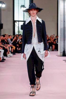 Ann Demeulemeester Menswear Spring Summer 2019 Paris7