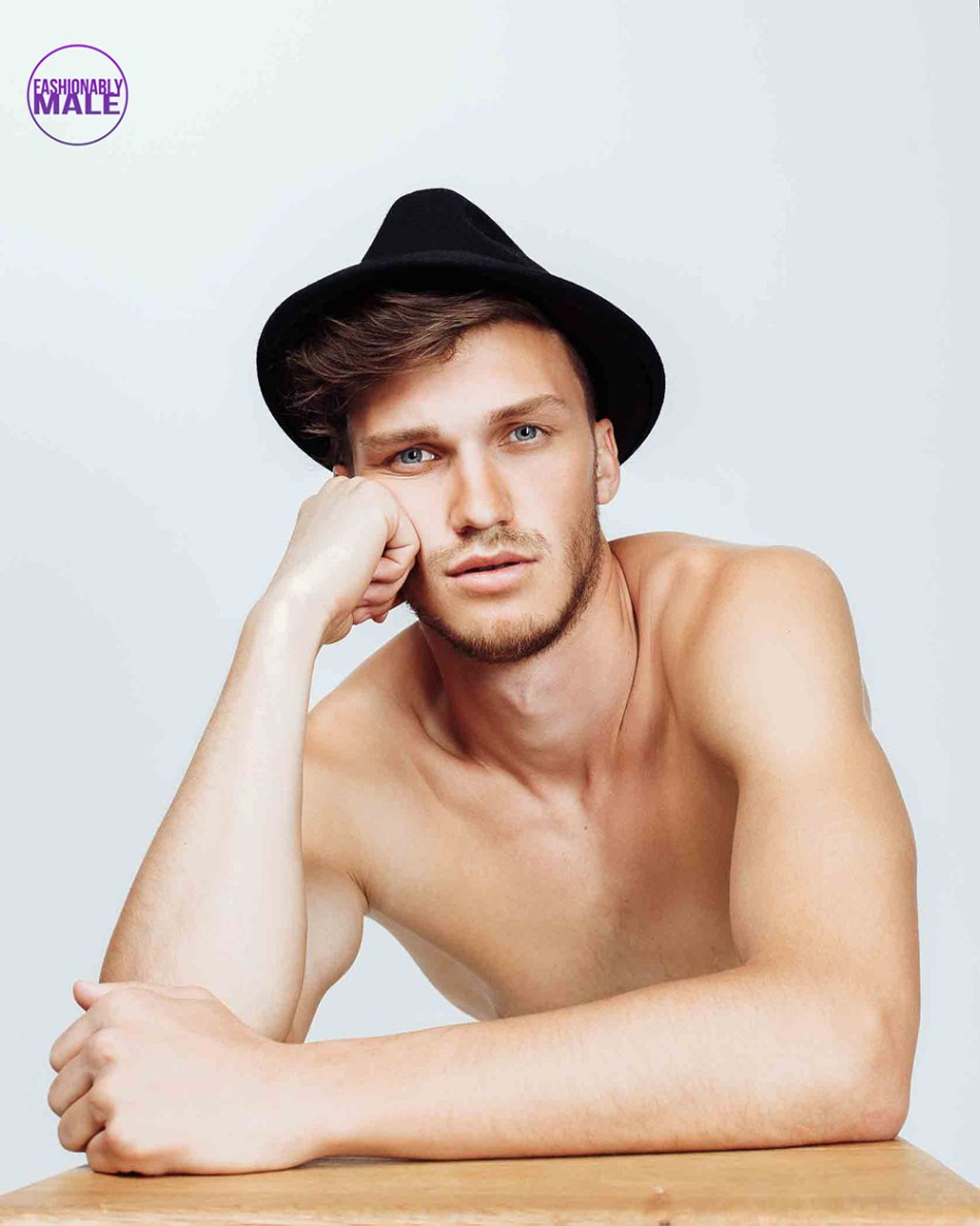 Find the Perfect Russian Male Model: Artyem Pogodin pics by Victor Lluncor