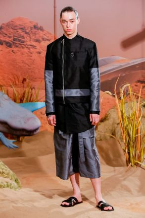 Astrid Andersen Ready To Wear Spring Summer 2019 London1