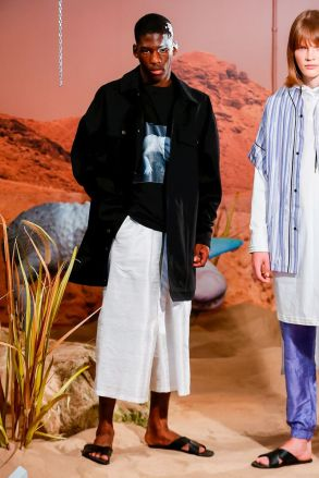 Astrid Andersen Ready To Wear Spring Summer 2019 London2