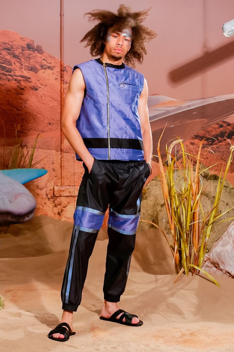 Astrid Andersen Ready To Wear Spring Summer 2019 London7