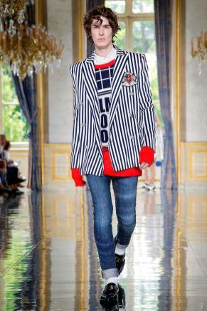Balmain Homme Menswear Spring Summer 2019 Paris1