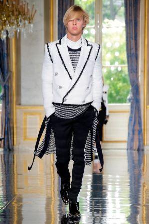 Balmain Homme Menswear Spring Summer 2019 Paris103