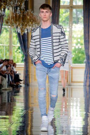 Balmain Homme Menswear Spring Summer 2019 Paris11