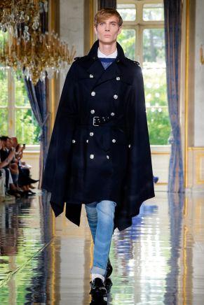 Balmain Homme Menswear Spring Summer 2019 Paris14