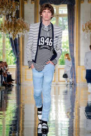 Balmain Homme Menswear Spring Summer 2019 Paris15