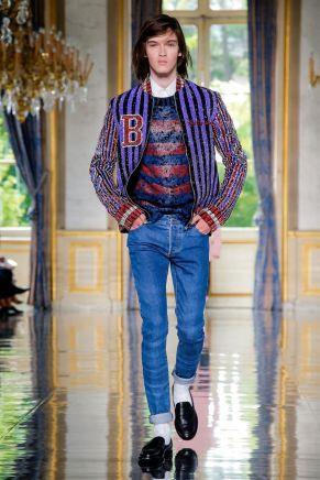 Balmain Homme Menswear Spring Summer 2019 Paris17