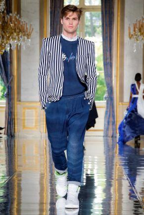 Balmain Homme Menswear Spring Summer 2019 Paris18