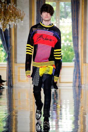 Balmain Homme Menswear Spring Summer 2019 Paris32