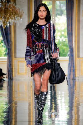 Balmain Homme Menswear Spring Summer 2019 Paris35