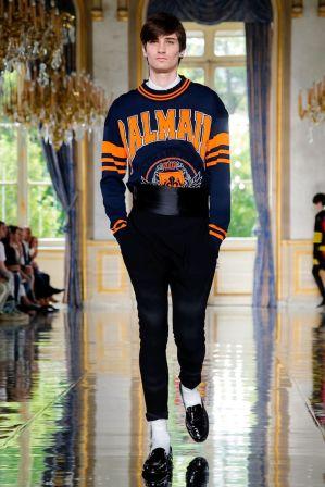 Balmain Homme Menswear Spring Summer 2019 Paris39