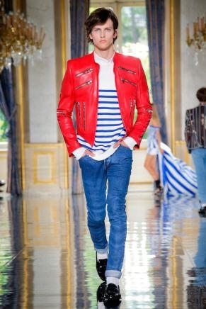 Balmain Homme Menswear Spring Summer 2019 Paris4