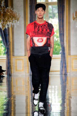 Balmain Homme Menswear Spring Summer 2019 Paris57