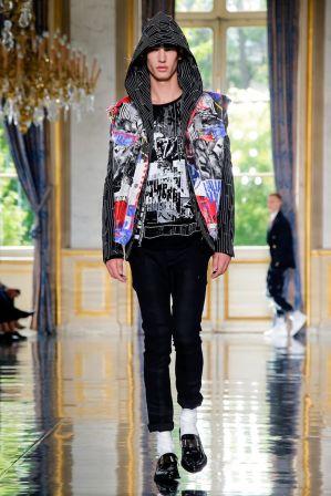 Balmain Homme Menswear Spring Summer 2019 Paris62