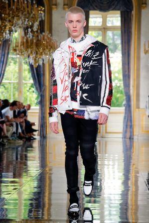 Balmain Homme Menswear Spring Summer 2019 Paris63
