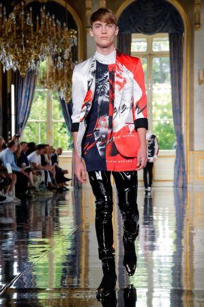 Balmain Homme Menswear Spring Summer 2019 Paris65