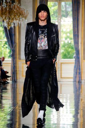 Balmain Homme Menswear Spring Summer 2019 Paris68