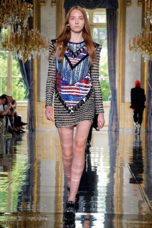 Balmain Homme Menswear Spring Summer 2019 Paris71