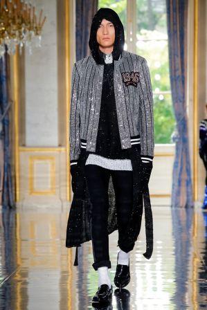 Balmain Homme Menswear Spring Summer 2019 Paris73