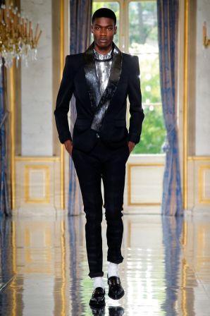 Balmain Homme Menswear Spring Summer 2019 Paris83