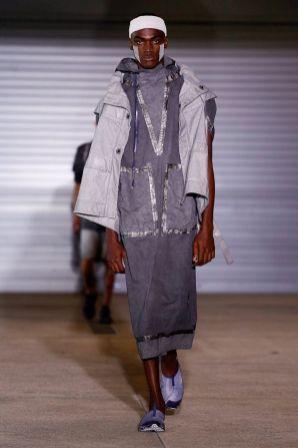 Boris Bidjan Saberi Menswear Spring Summer 2019 Paris10