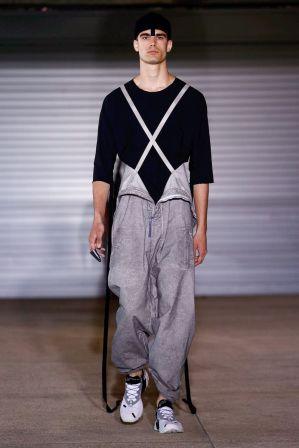 Boris Bidjan Saberi Menswear Spring Summer 2019 Paris2
