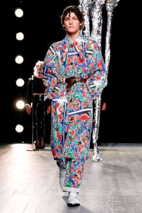 Charles Jeffrey LOVERBOY Menswear Spring Summer 2019 London1