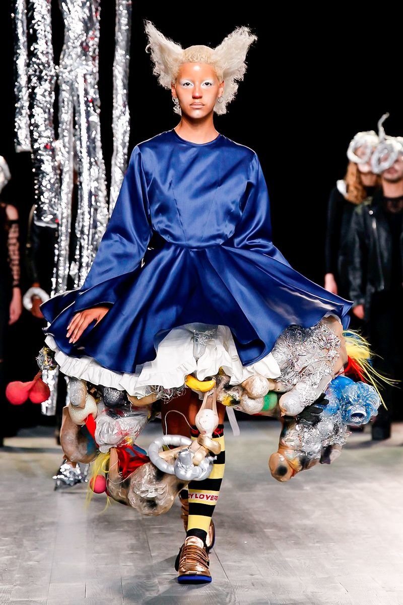 Charles Jeffrey LOVERBOY Menswear Spring Summer 2019 London17