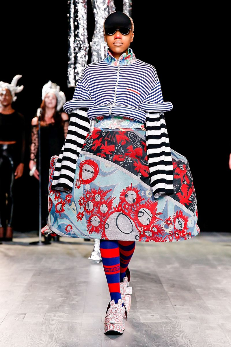 Charles Jeffrey LOVERBOY Menswear Spring Summer 2019 London18